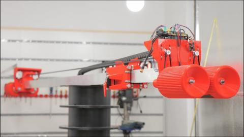 WIRING THE ROBOTIC PLATFORM