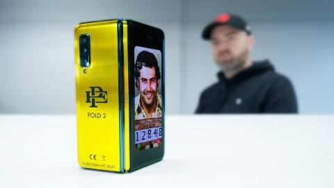 Unboxing The Pablo Escobar Fold 2