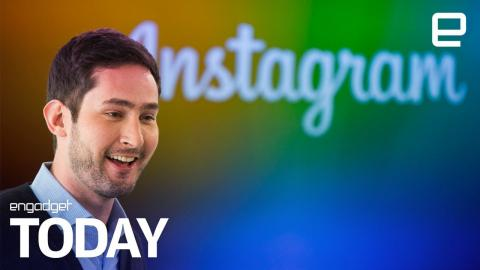 Instagram's co-founders resign from Facebook  | Engadget Today