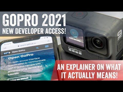 New GoPro 2021 Open API: An Explainer!