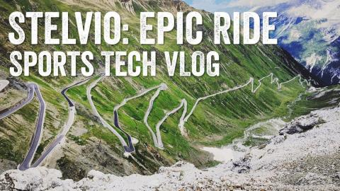 Stelvio Ride Tech VLOG: Bike GPS, Power Meters, Action Cams, Drones and more! w/GPLAMA!
