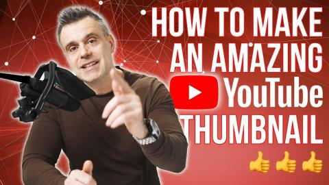 How to Create an Amazing Thumbnail for YouTube to get more views!