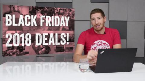 Black Friday Sports Tech Deals Roundup! // Some today only!