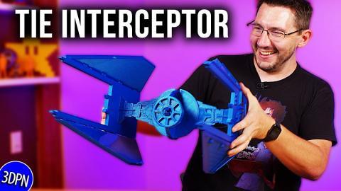 Star Wars vs the $38,000 3D Printer
