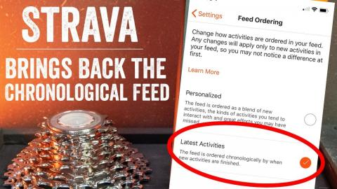 Strava Brings Back Chronological Feed: Quick Setup Guide & Analysis