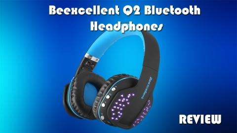 Tecknet Bh922 Over The Ear Bluetooth Headset Mic Test And Review