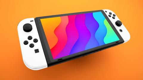 About The OLED Nintendo Switch...