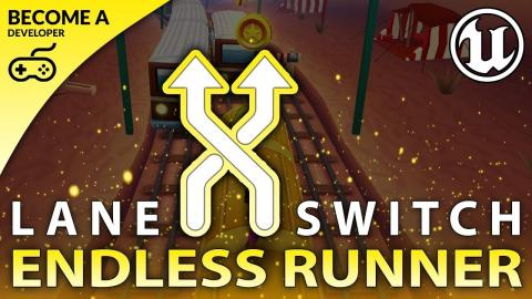 Coin Pickup - #10 Creating A MOBILE Endless Runner Unreal