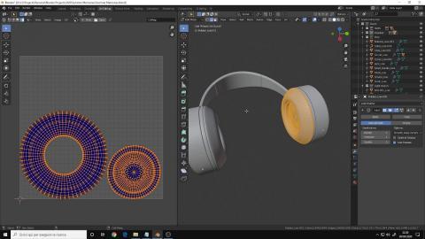 Tips & Tricks for Blender 2.8 | Transfer UV Maps between meshes