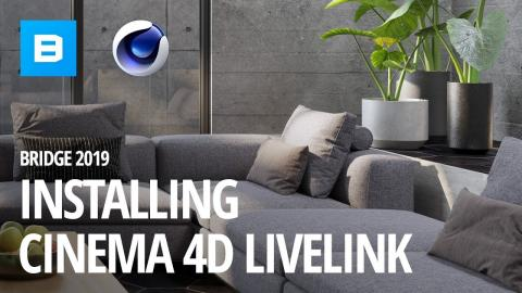 Installing the Cinema 4D Live Link | Quixel Bridge 2019
