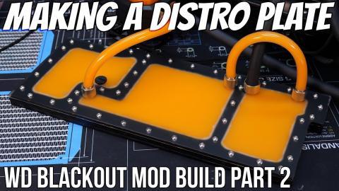 WD 'Blackout' System - Modded Build (Part 2)