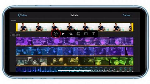 How to do Picture in Picture(PIP) and Split Screen video using iMovie for iOS