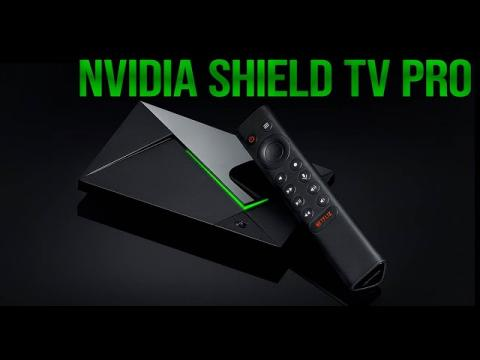 Nvidia Shield TV Pro Review - Briony is IN LOVE !