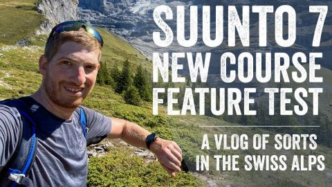 Suunto 7 Routes New Feature Overview & Test