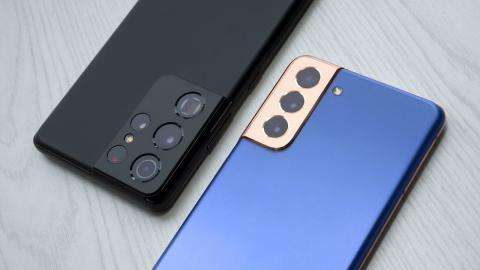 Samsung Galaxy S21 vs S21 Ultra!