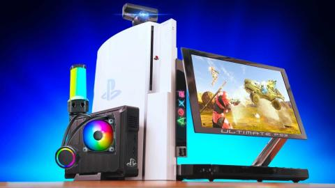 Building the Ultimate PS3