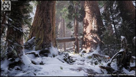 Stylized Forest (Unreal Engine 4)