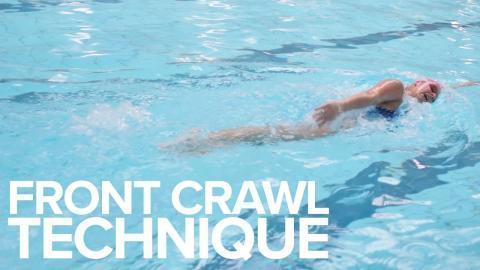 Front Crawl Technique