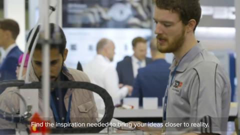 TCT Show 2018 - The event for design-to-manufacturing innovation
