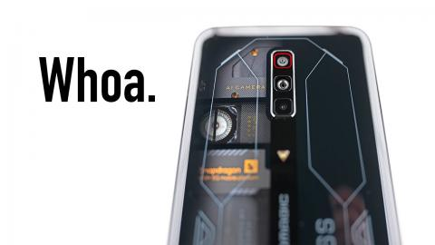 You've Never Seen a Smartphone Like This...