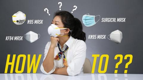 How to Choose Best N95 Face Mask and How to Use Them?