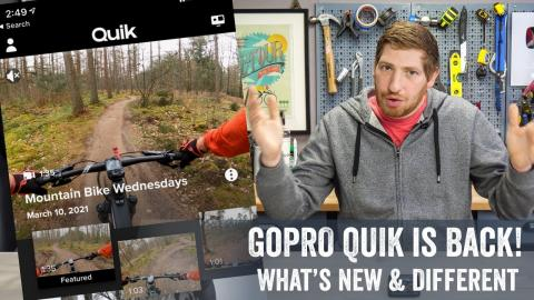 GoPro Quik Re-Launched: An Explainer of Sorts & What's new