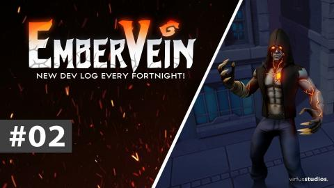 3D Environment & Characters - EmberVein Dev Log #2