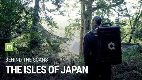 Behind the Scans: The Isles of Japan
