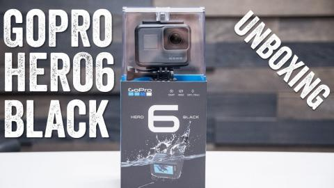 THE MOST DETAILED GOPRO HERO6 BLACK UNBOXING!