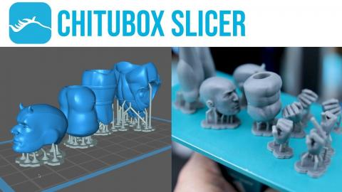 CHITUBOX -The Best Slicer for your Resin 3D Printers?