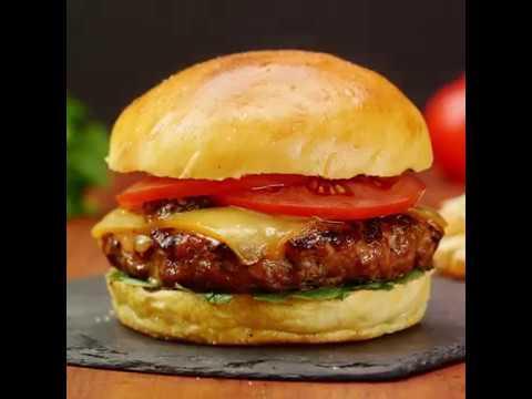 Lamb Burger | Char-Broil