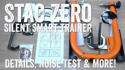 Hands-on: STAC Zero Halycon Totally Silent Smart Trainer