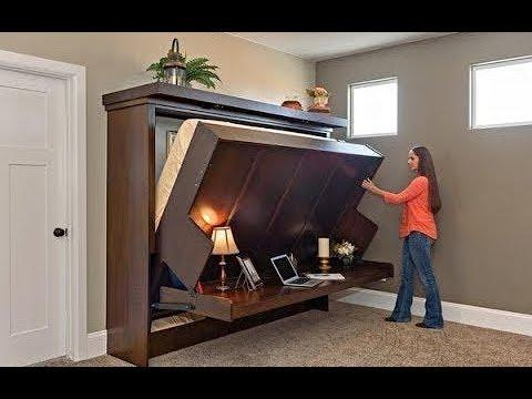 Amazing Space Saving Ideas and Ingenious Home Designs Of 2020