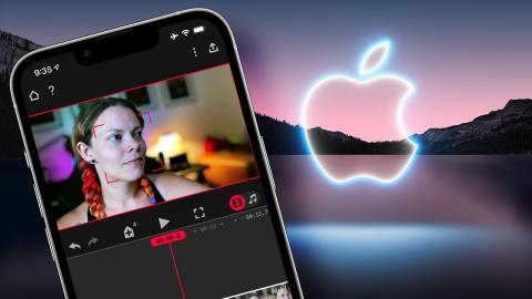 """We Kinda Already Have """"Cinematic Mode"""" on iPhones since 2020 #SHORTS"""