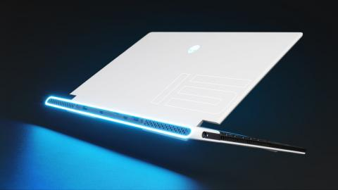 The Alienware X15 is Too Thin