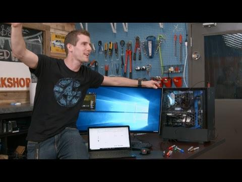 Building a $2,000 Gaming PC - DOING IT LIVE!!!
