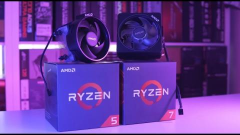 AMD Ryzen 5 2600X & Ryzen 7 2700X Review - New & Improved?