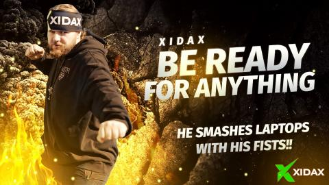 Xidax - Always be ready for anything....