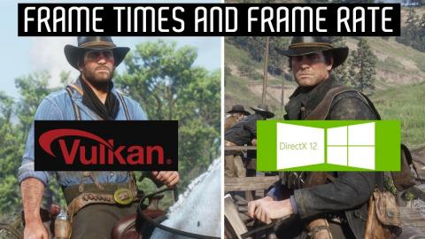 Vulkan vs DX12 Red Dead Redemption 2 PC Performance Analysis with 2070 Super & RX 5700 XT