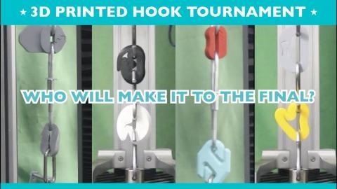 Polymaker Hook Tournament: Round 3 Part 2/2
