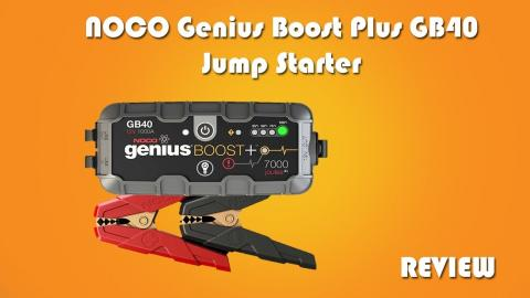 NOCO Genius Boost Plus GB40 Jump Starter Review