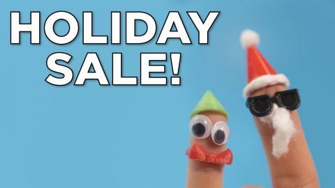 Make Anything Holiday Sale