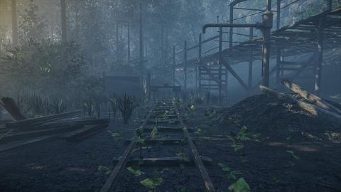 CRYENGINE Speed Level: 'The Mines'