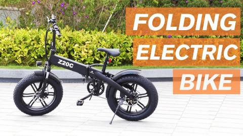 The Most Powerful Folding Electric Bike to Buy