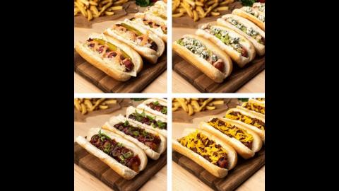 Grilled Hot Dogs 4-Ways | Char-Broil