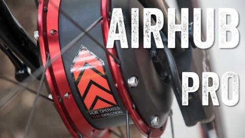 AIRhub Pro Hands-On! A Resistance Wheel!