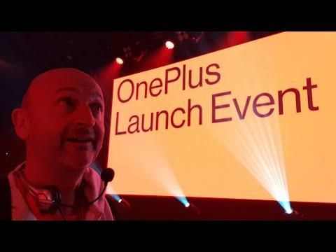 LIVE LONDRES : Lancement ONEPLUS  Gamme 7T