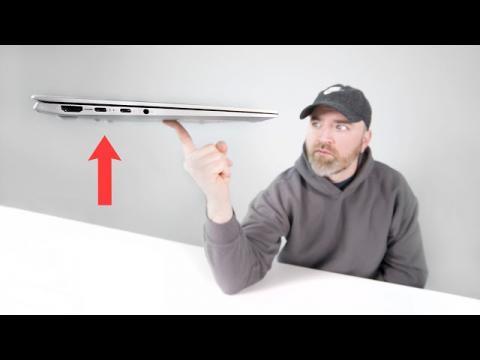 World's Lightest 16-inch Laptop (Guinness Record)