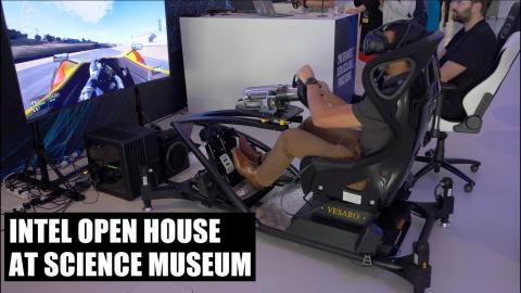 Intel Open House at Science Museum Apple Devices (2019) - Recap