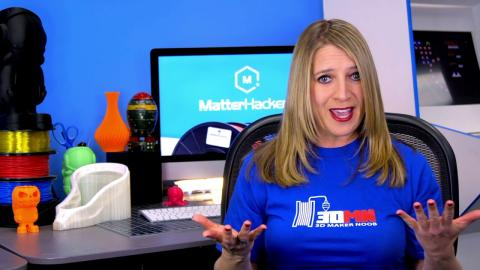 MatterHackers Minute // Developing 3D Printing Curriculum in K-12 Education